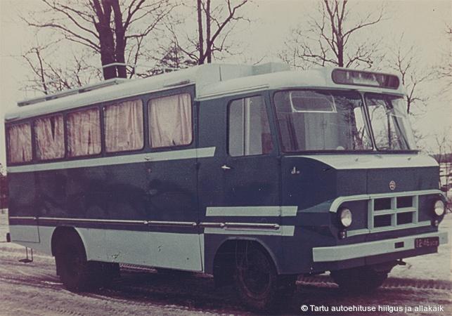 TA-942K eriotstarbeline furgoonauto