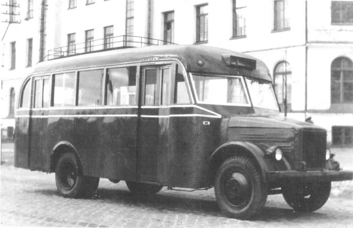 Autobuss TA-1