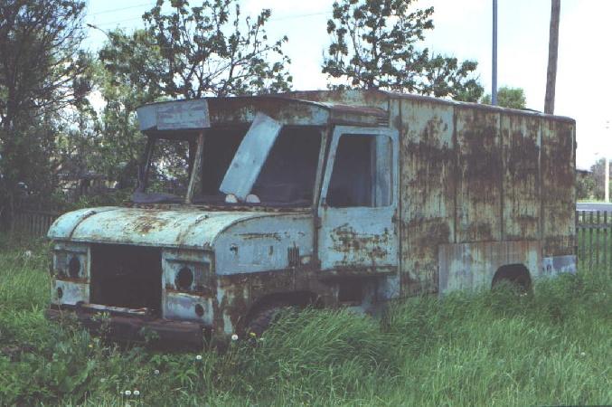 toiduaineteveo furgoonautoTA-3760
