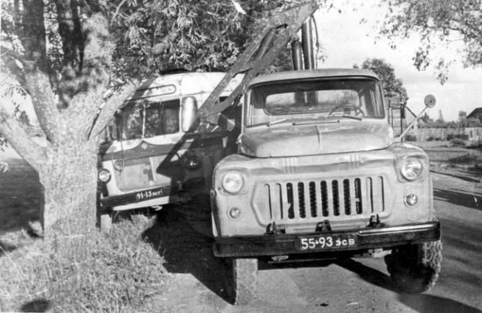 Teedeehituse Valitsuse nr. 2 bussiga toimunud liiklusõnnetus.