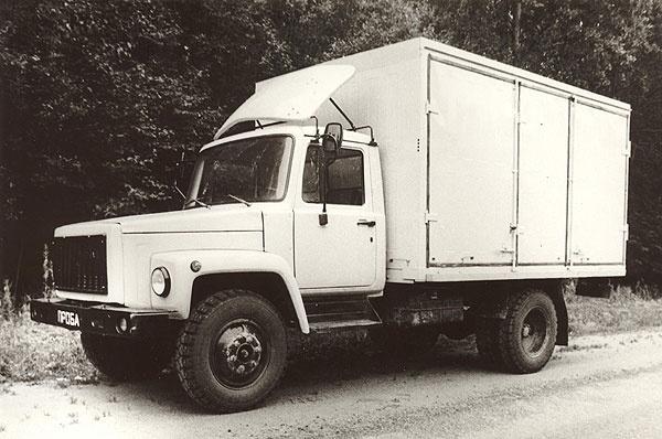TA-40 pakmeveo furgoonauto