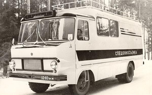 TA-942C liikuv kinolaboratoorium