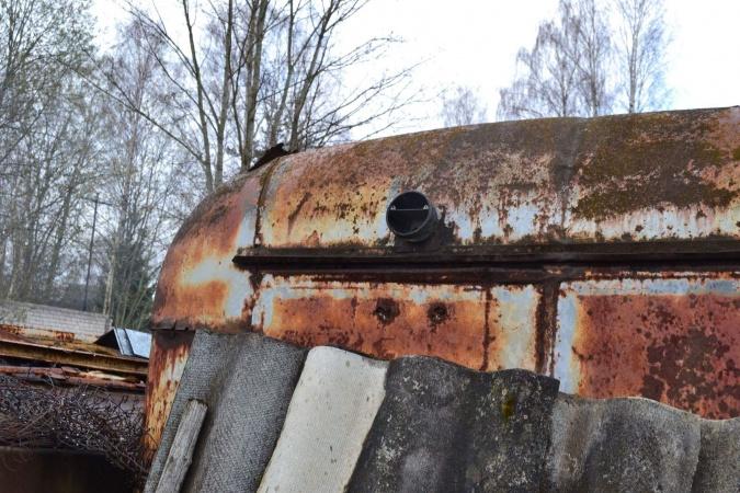 toiduaineteveo furgoonauto metallsõrestikulTA-9E