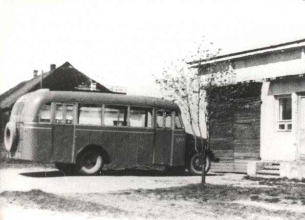 Autobuss TA-1, PP 92-93