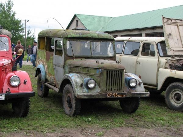 täismetallkerega ГАЗ-69TA-24