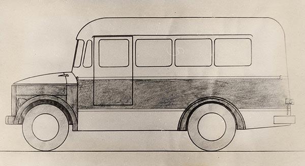 TA-3 eriotstarbeline autobuss