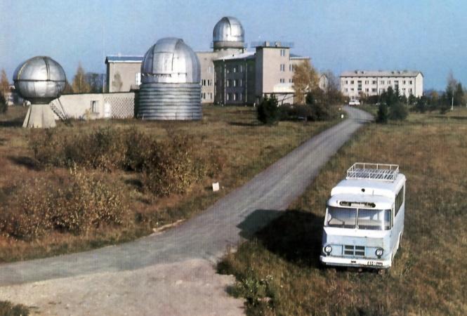Tõravere Observatooriumi liikuvlaboratoorium