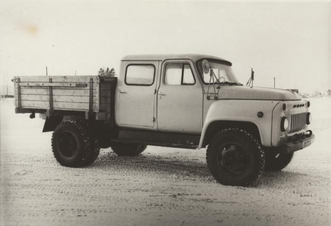MPC-1-52 pikendatud kabiiniga veoauto