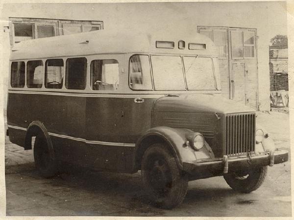 ГЗА-651 19-kohaline autobuss
