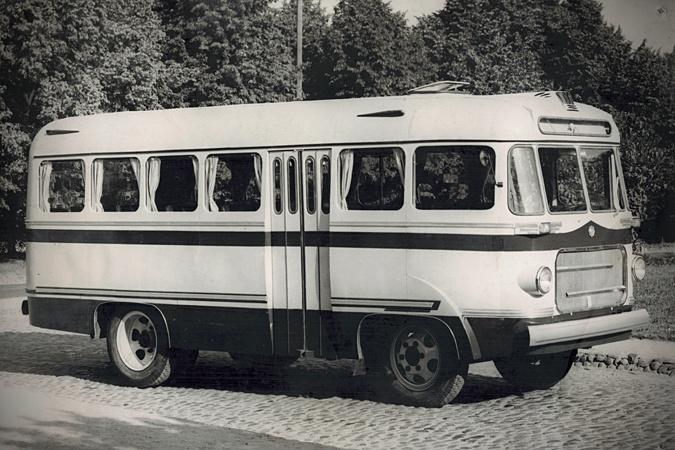 Kapitaalremonditud autobuss TA-6, 1969. a