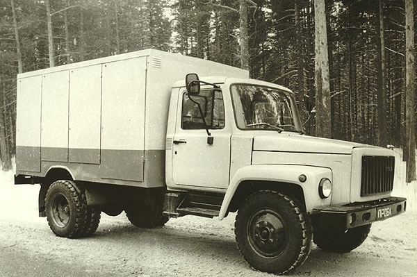 TA-43 pagaritoodeteveo furgoonauto