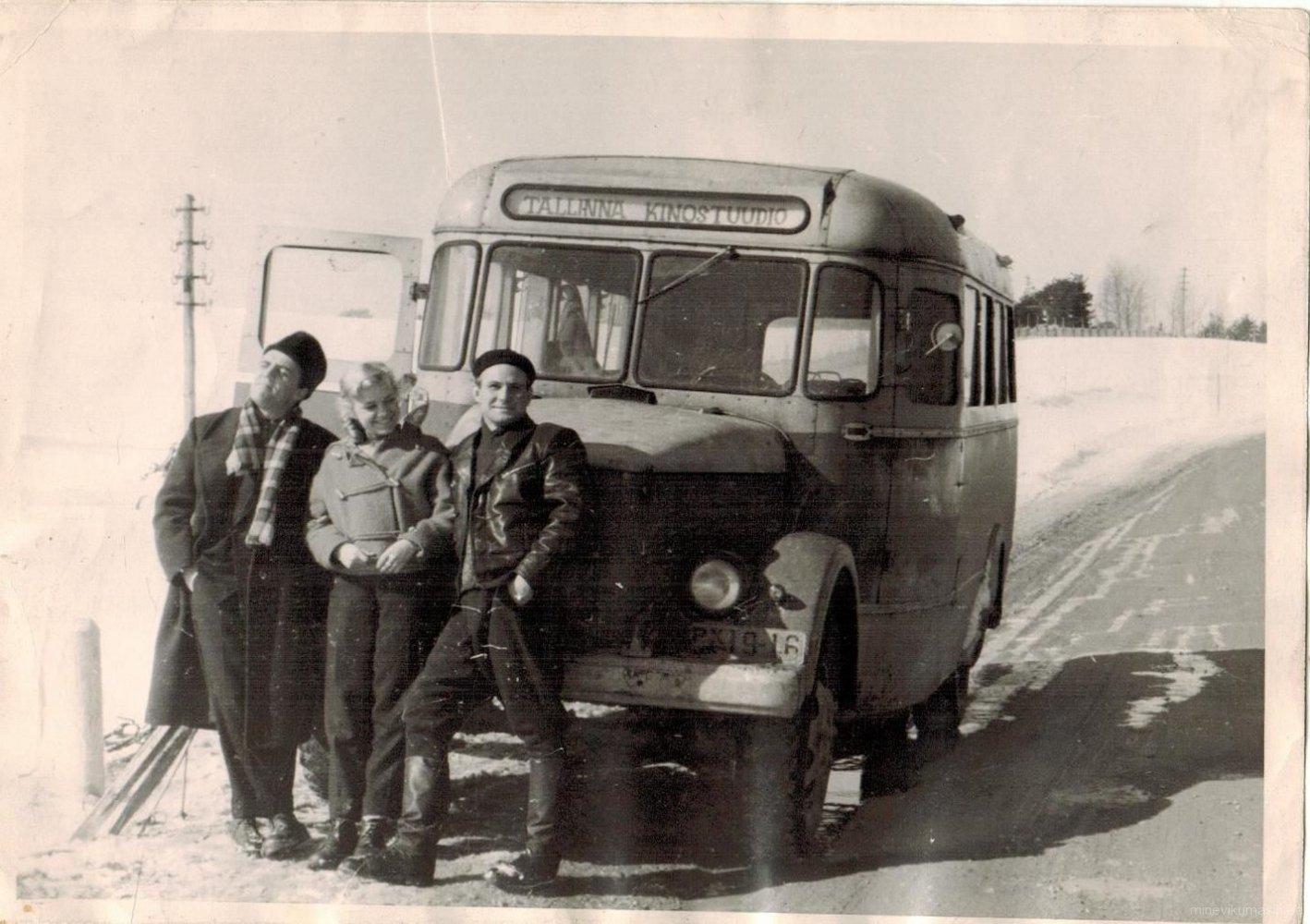 Tallinna Kinostuudio autobuss GZA-651. Foto: osta.ee