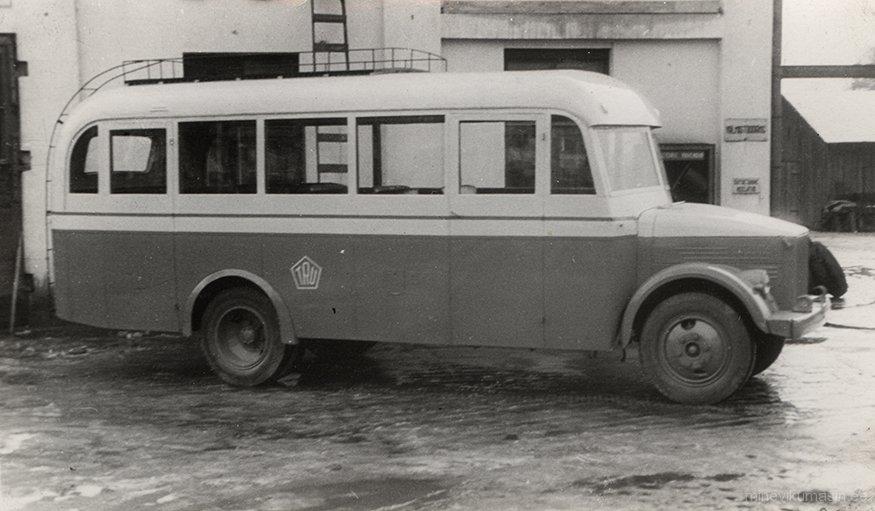 reisijateveo autobussTA-1