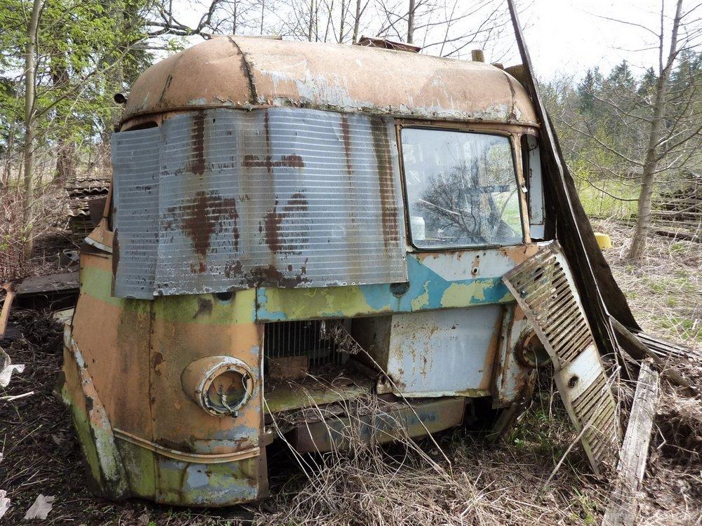 Endine Sindi sovhoosi autobuss.
