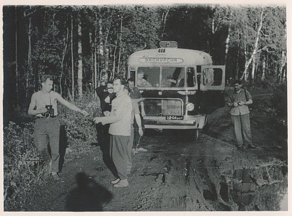 vagunkerega autobussTA-6