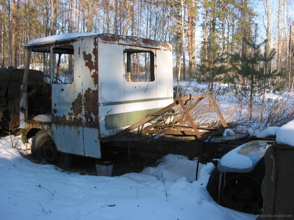 üldkaubaveo furgoonautoTA-943E3