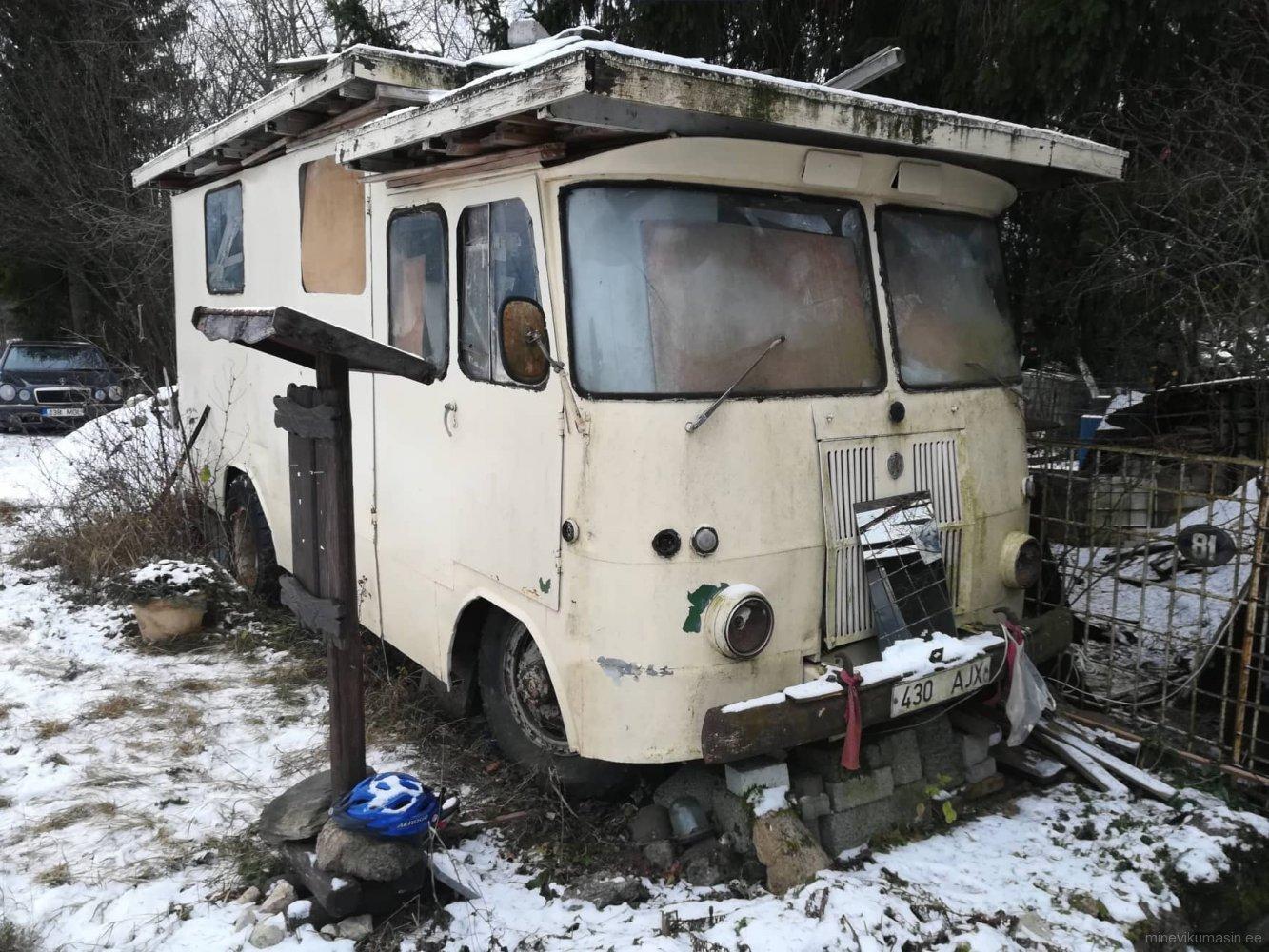 üldkaubaveo furgoonautoTA-9E4