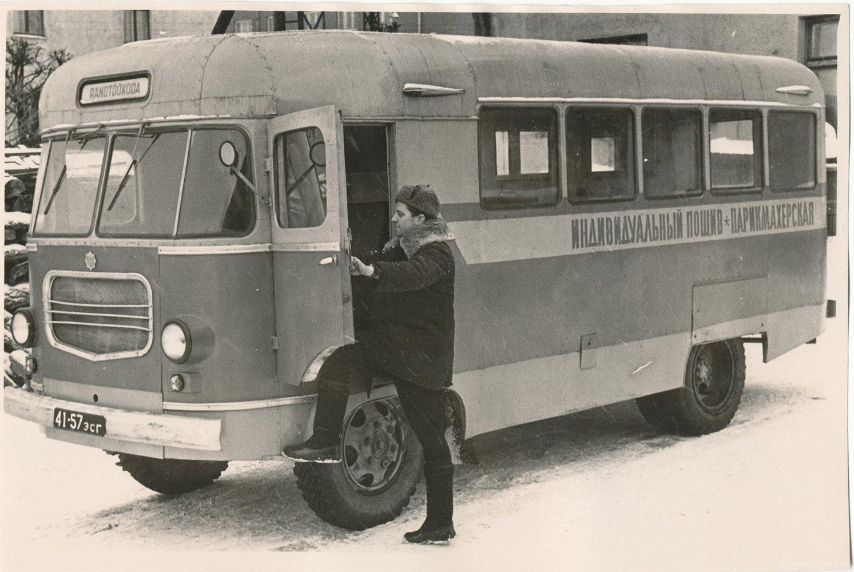 Teenindusbuss TA-9T, 1962. a