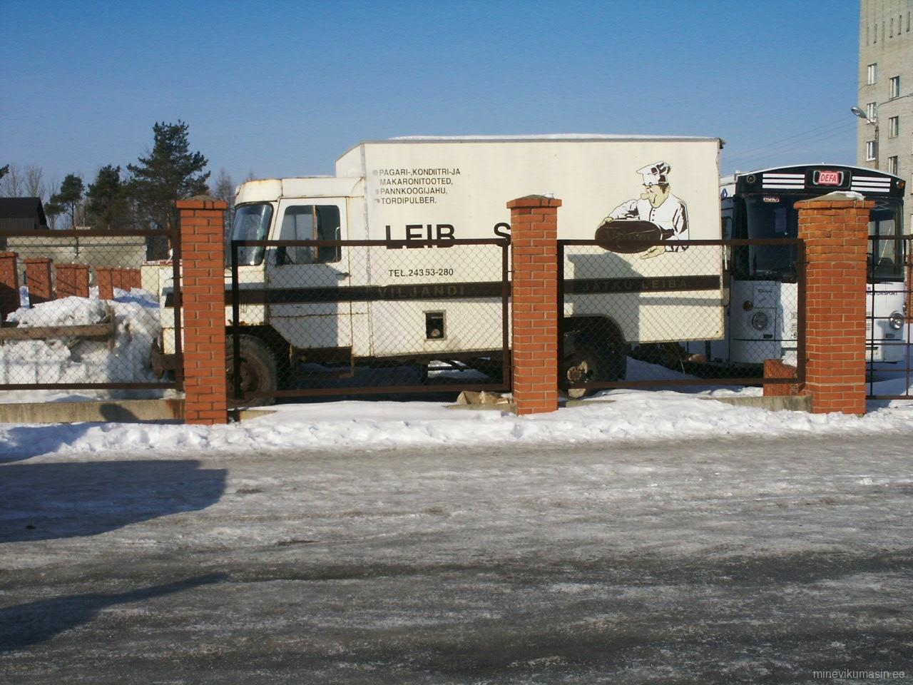 08. märts 2003, Viljandi